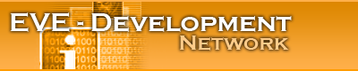 EVE-Development Network Logo